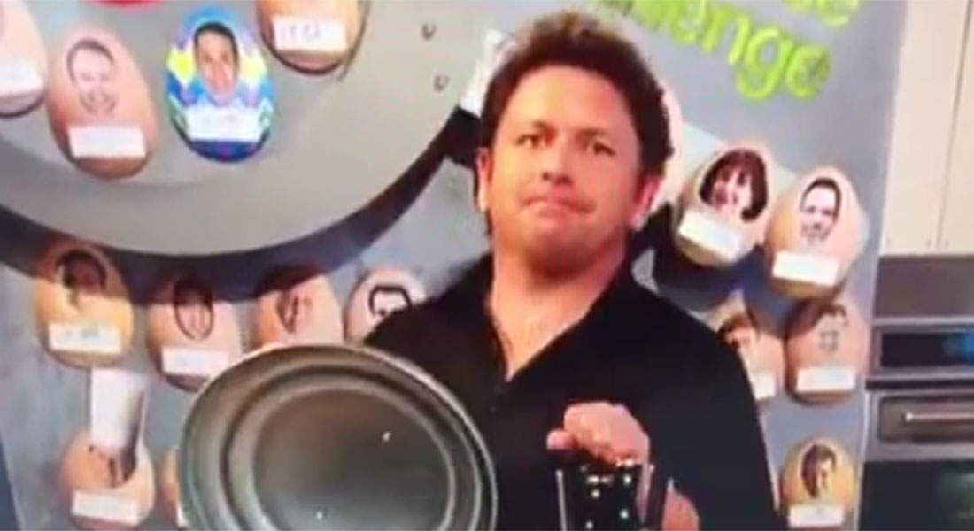 Chef James Martin showed off his dancing skills to Kelis hit Milkshake on Saturday Kitchen – and you loved it