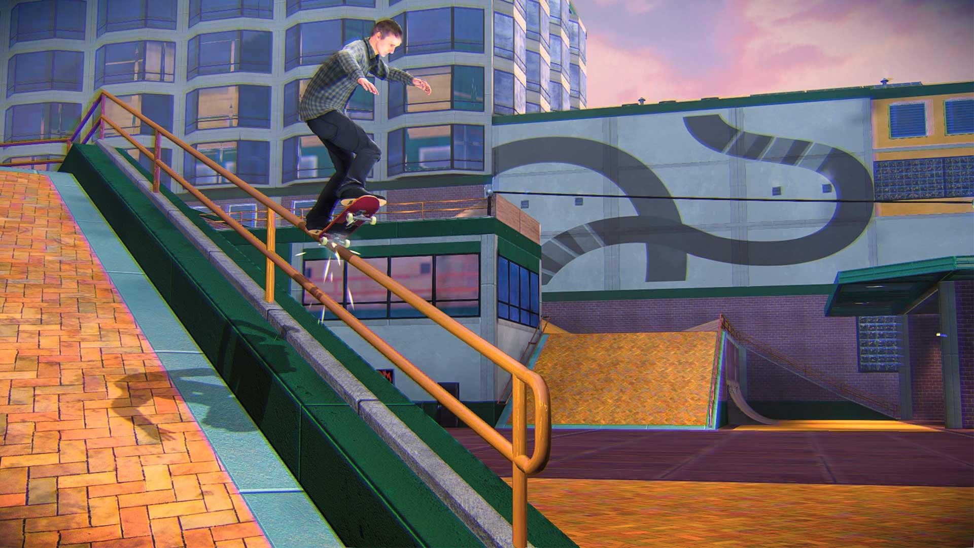 Tony Hawk's Pro Skater 5 - that's a big patch