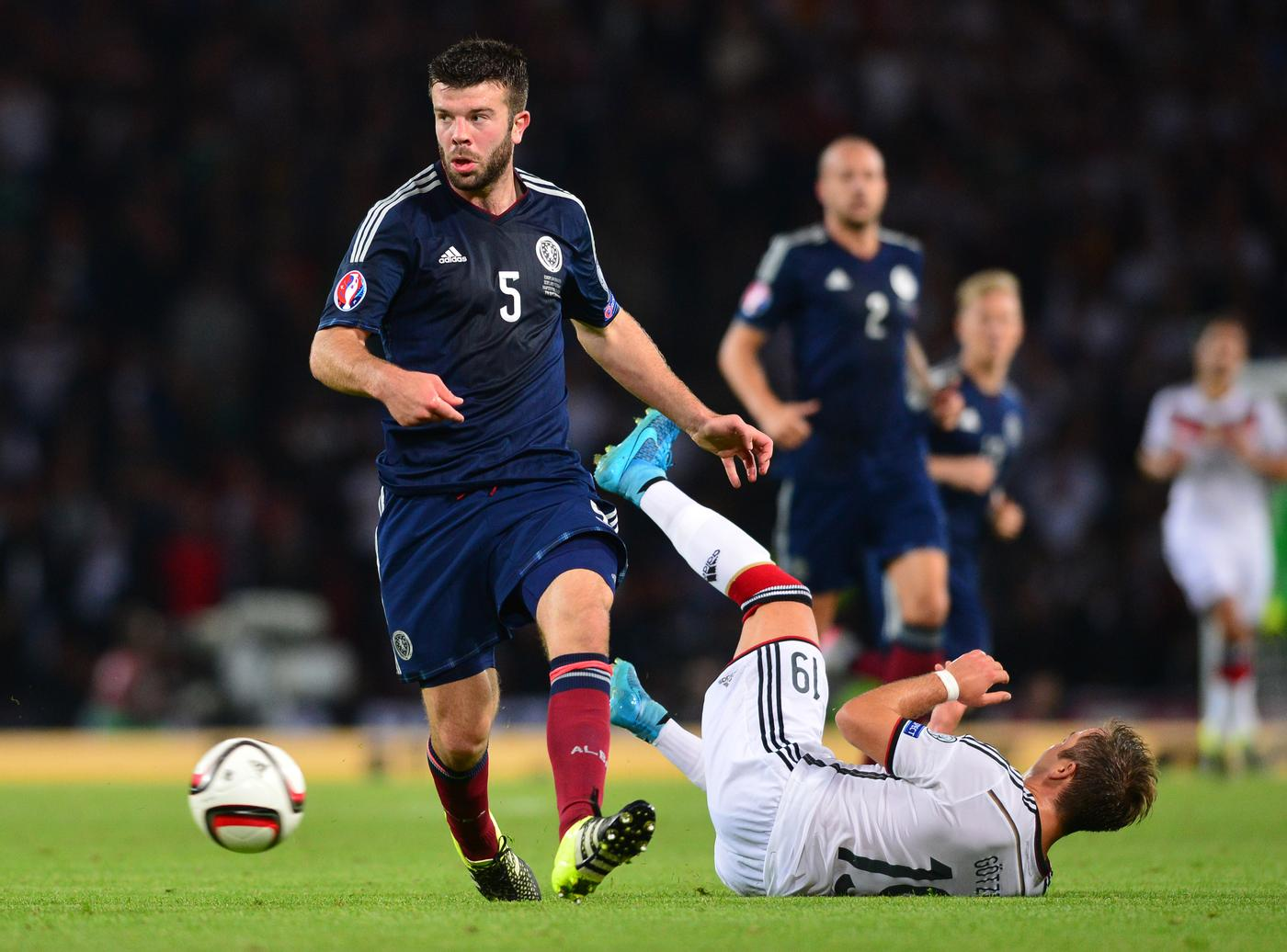 Scotland restored pride against Germany but was it too little too late for Euro 2016 qualification?