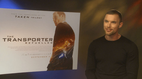 Exclusive: Ed Skrein on stepping in to Jason Statham's shoes and the 'extreme irreverence' of Deadpool