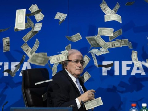 Sepp Blatter says he will stay on as Fifa president despite criminal proceedings
