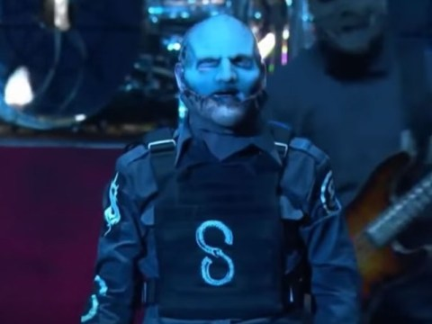 Slipknot vs Living La Vida Loca is the mash up of your dreams