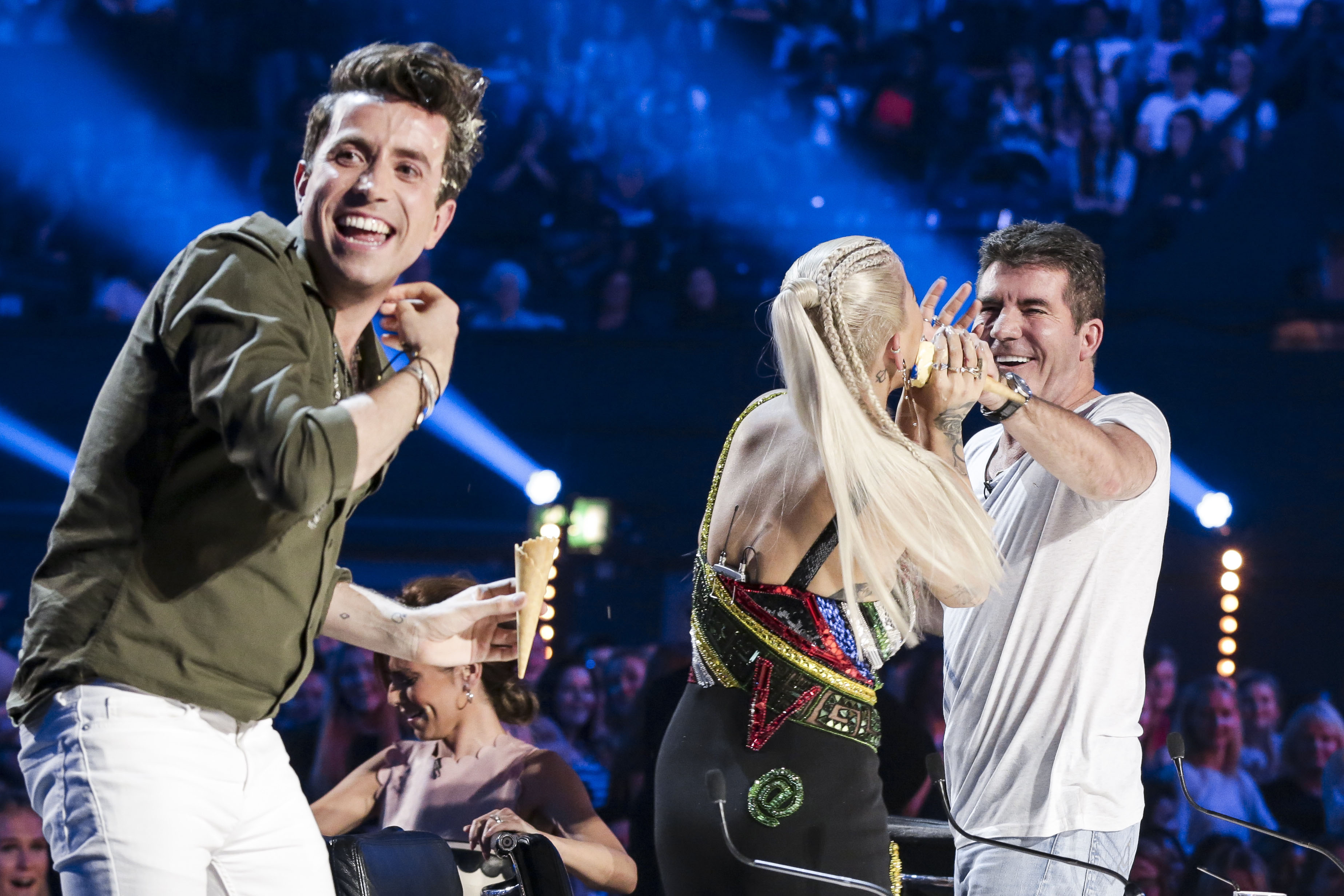 The X Factor 2015 auditions episode 7 recap: The judges have an ice cream fight