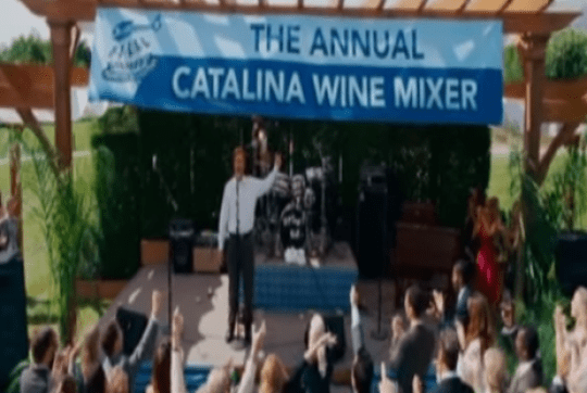 Step Brothers still The annual Catalina Wine Mixer