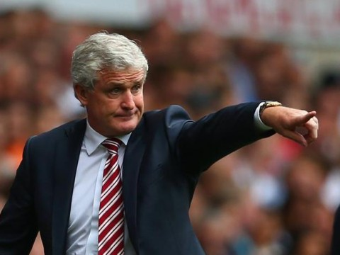 Five things Mark Hughes must do before Stoke City play Bournemouth