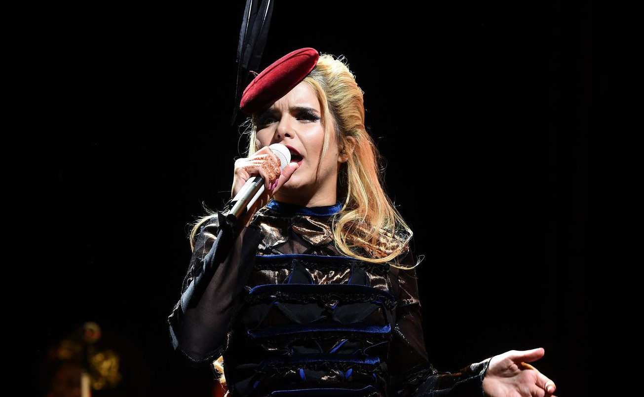 Rugby World Cup fans pan Paloma Faith's version of World In Union