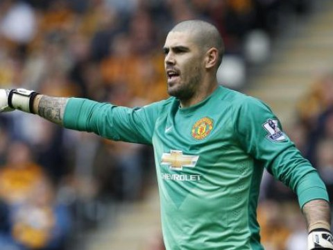 Louis van Gaal sets Manchester United's Victor Valdes with training routine designed to keep him away from first team – report