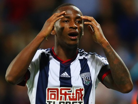 West Brom offer Saido Berahino new contract to stop him going on strike after failed transfer