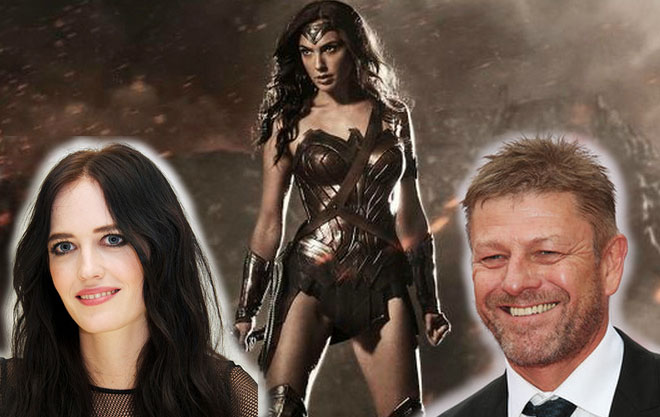 Sean Bean and Eva Green in talks to play villains in Wonder Woman movie