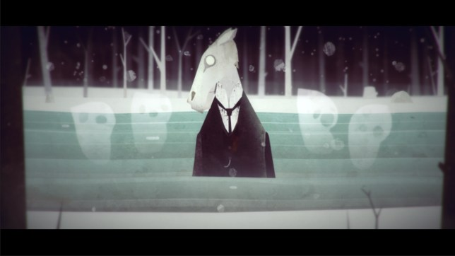 Year Walk (Wii U) - the future's not yours to see...