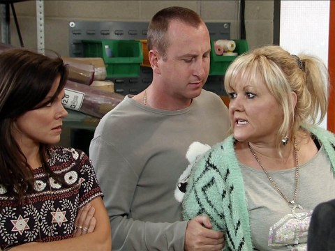 Coronation Street spoilers: Kate Connor comes to blows with Beth Tinker – over Kirk Sutherland!