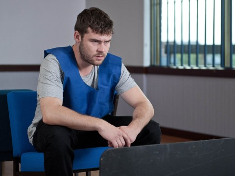 10 soap spoiler pictures: Emmerdale Aaron Livesy arrest and EastEnders Ben Mitchell and Kathy Beale reunion