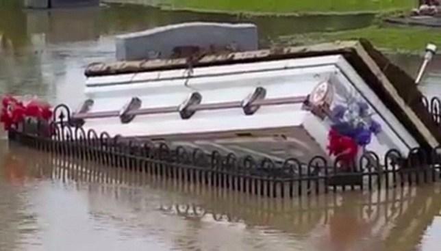 East Coast flooding