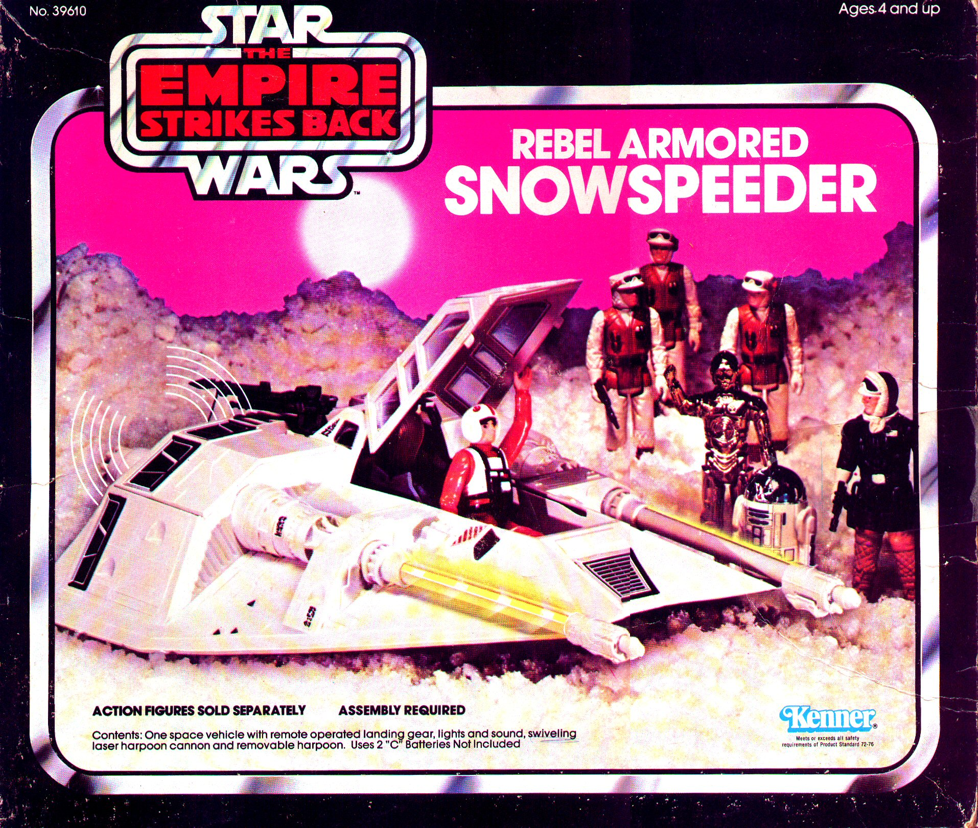 The 25 greatest ever Star Wars toys