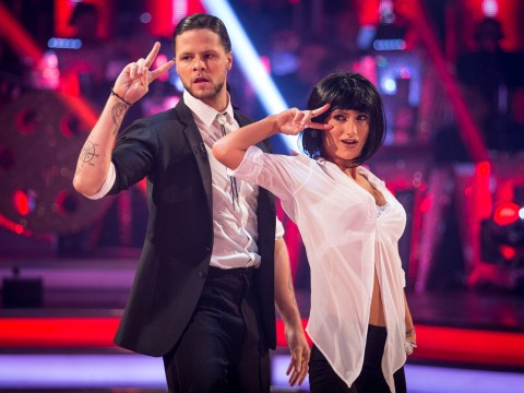 Strictly Come Dancing: Kellie Bright's partner Kevin Clifton supports winner Jay McGuiness in wake of 'fix' claims