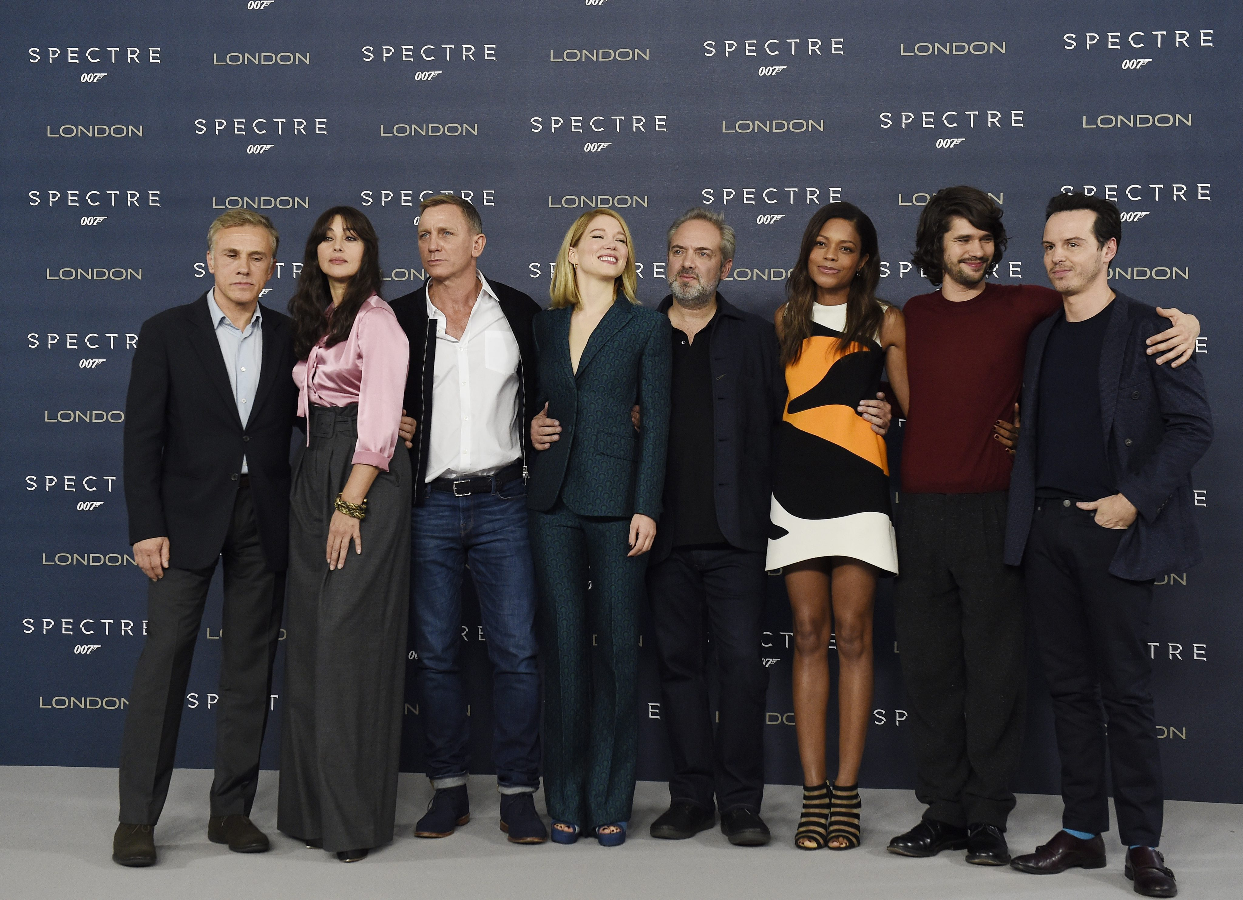 Here's how you can watch the world premiere of the new James Bond film Spectre live