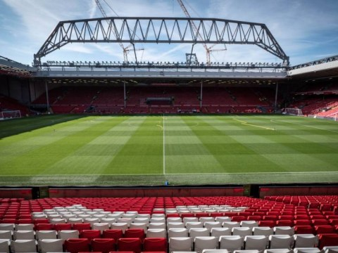 Liverpool reveal incredible time lapse video showing the development of Anfield's new main stand