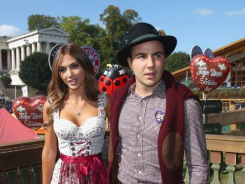 The entire Bayern Munich squad went to Oktoberfest and it looked incredible