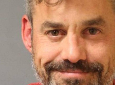 This Sept. 30, 2015, booking photo provided by the Saratoga Springs Police Department shows Nicholas Brendon, who was arrested Wednesday, Sept. 30, after a fight with his girlfriend. Police say the actor known for his role in the television series ìBuffy the Vampire Slayer,î is facing charges of felony third-degree robbery, misdemeanor obstruction of breathing and two criminal mischief counts. (Saratoga Springs Police Department via AP)