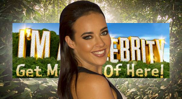 Nut allergy forces former Hollyoaks star Stephanie Davis out of I'm A Celeb