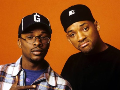 See, 2017 will be a better year – Will Smith and Jazzy Jeff could be playing Glastonbury