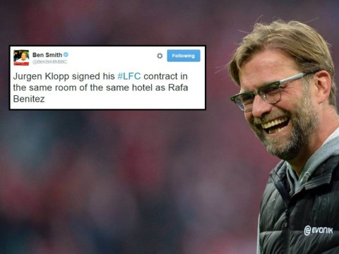 Jurgen Klopp omens suggest he can restore Liverpool to its former glory