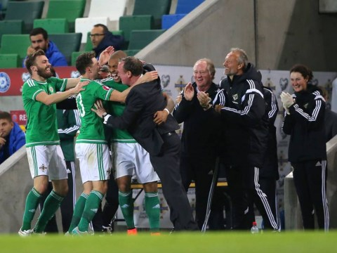 Heroic Northern Ireland football team qualify for Euro 2016, their first major tournament for 30 years