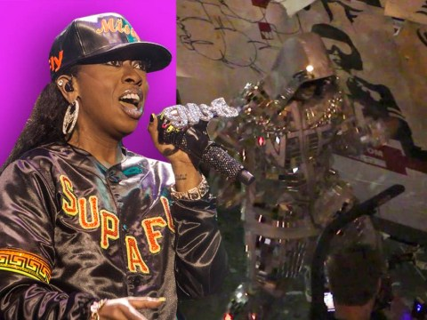 It's time to Get Ur Freak On again! Missy Elliott is back