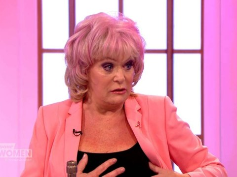 Loose Women's Sherrie Hewson ignored a lump on her breast days before going on Celebrity Big Brother