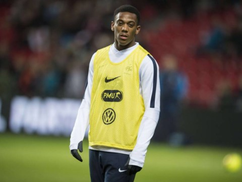 Simon Kjaer surprised to learn that Manchester United's Anthony Martial is only 19