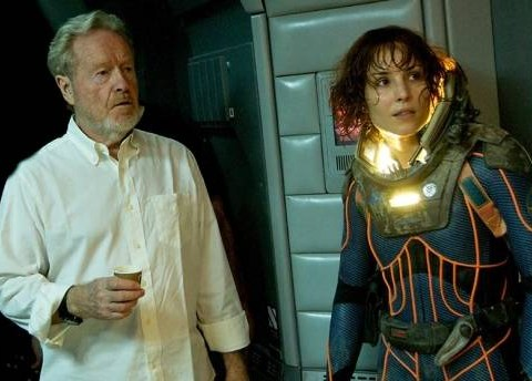 Ridley Scott says 'disaster awaits new travellers' in Prometheus sequel Alien: Paradise Lost