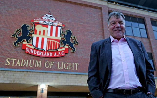 SUNDERLAND, UNITED KINGDOM - OCTOBER 12: New Sunderland manager Sam Allardyce arrives at the stadium to watch the Premier League U21 International Cup match between Sunderland and Borussia Monchengladbach at The Stadium of Light on October 12, 2015 in Sunderland, England. (Photo by Ian Horrocks/Sunderland AFC via Getty Images)