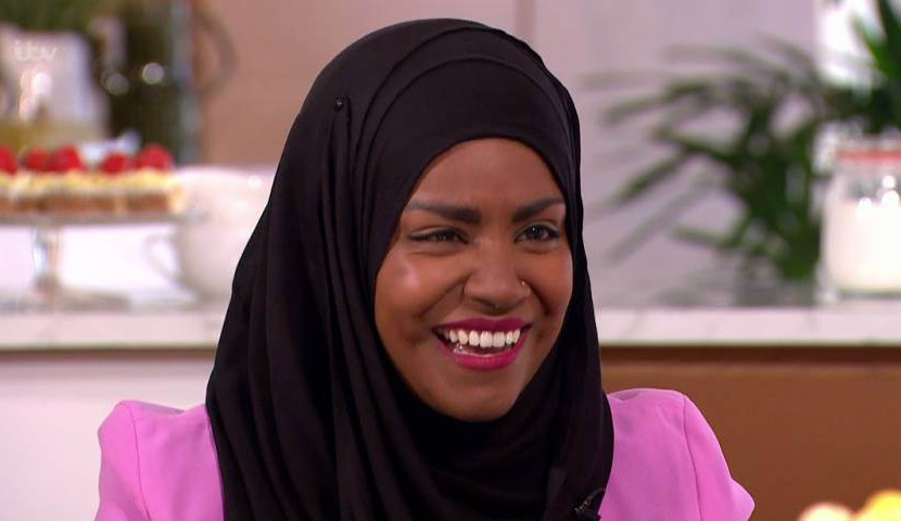 Nadiya Hussain appears on 'This Morning' to talk about her life since winning 'The Great British Bake Off'. Holly and Phill reunite her with her school teacher Jean Marshall who taught her to bake. Broadcast on ITV1 HD Featuring: Nadiya Hussain When: 13 Oct 2015 Credit: Supplied by WENN **WENN does not claim any ownership including but not limited to Copyright, License in attached material. Fees charged by WENN are for WENN's services only, do not, nor are they intended to, convey to the user any ownership of Copyright, License in material. By publishing this material you expressly agree to indemnify, to hold WENN, its directors, shareholders, employees harmless from any loss, claims, damages, demands, expenses (including legal fees), any causes of action, allegation against WENN arising out of, connected in any way with publication of the material.**