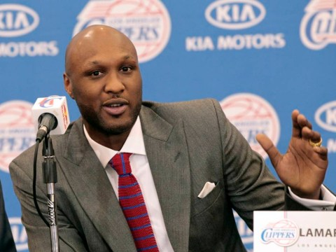Lamar Odom wakes from a three-day coma, 'sending texts' now
