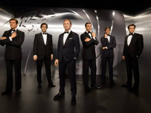 You can now take selfies with all six James Bonds at Madame Tussauds – but you'd better hurry