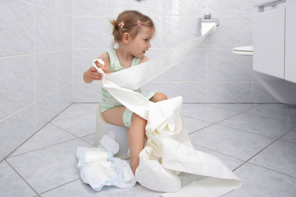10 signs you are suffering from severe potty training pressure