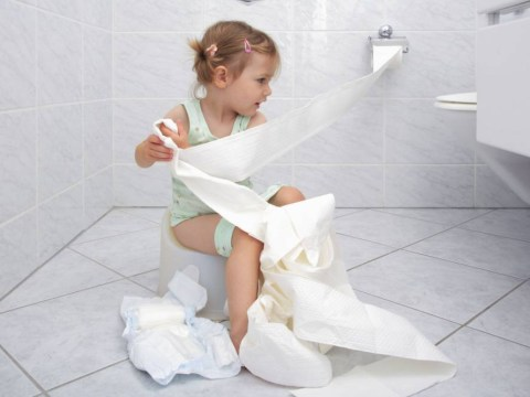 What is Elimination Communication? Toilet training babies from two weeks