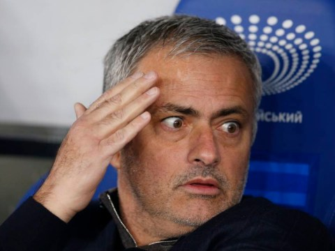 Jose Mourinho calls referee 'weak and naive' for not giving penalty during Dynamo Kiev v Chelsea