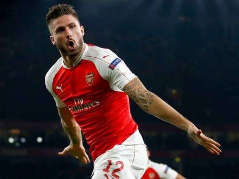 Why Arsenal must keep Bayern Munich hero Olivier Giroud on the bench