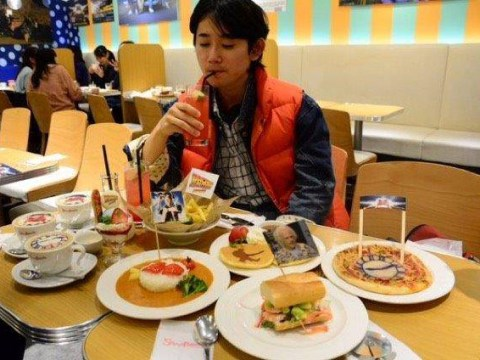 Back To The Future cafes have popped up in Japan and we want to go now