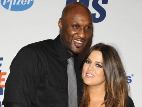 Khloe Kardashian 'didn't shower for a week' while Lamar Odom was in hospital