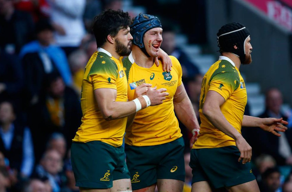 Australia beat Argentina to set up first ever Wallabies v New Zealand Rugby World Cup final