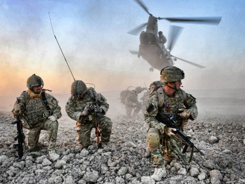 Armed Forces could be denied pay rises as George Osborne looks to make 'efficiency cuts'