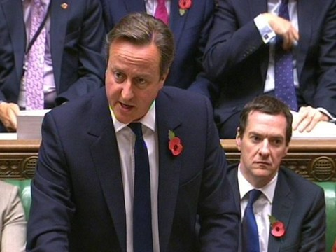 David Cameron dodges subject of tax credit cuts and their effects during PMQs