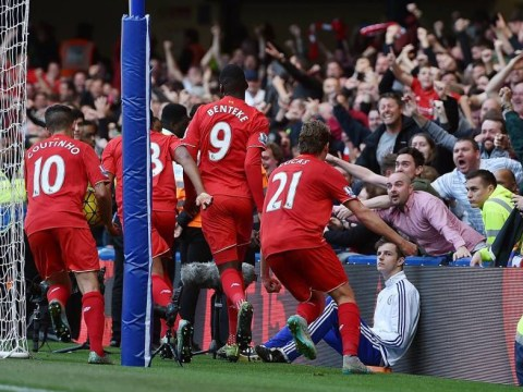 Christian Benteke boasts impressive stats in just 26 minutes to help Liverpool beat Chelsea