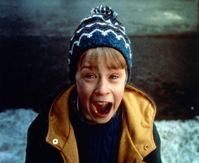 Film: Home Alone (1990) starring Macaulay Culkin as Kevin McCallister. home4.jpg