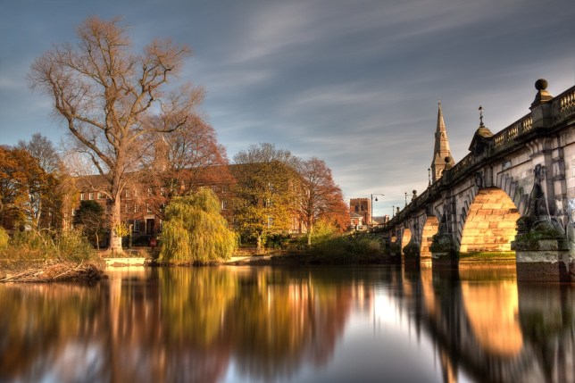 (Picture: Visit Shrewsbury)