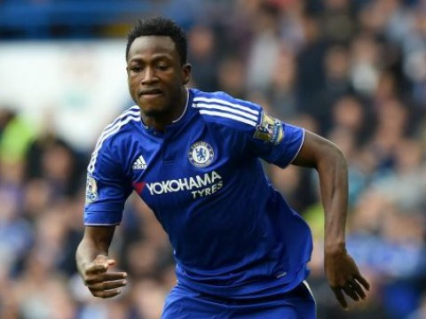 Baba Rahman is not quite ready to play the big games for Chelsea