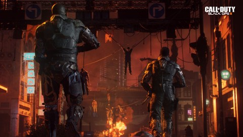 Game preview: COD: Black Ops 3 is a break from tradition