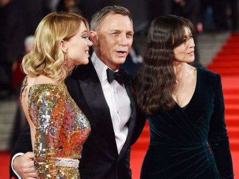 There were more than a few Bond girls at the Spectre royal premiere